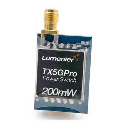 Lumenier TX5GPro Mini 200mW 5.8GHz RaceBand