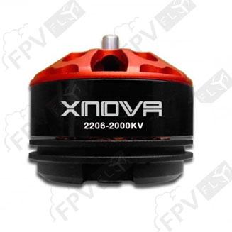 Moteur XNOVA 2206-2000kv (boite de 4)