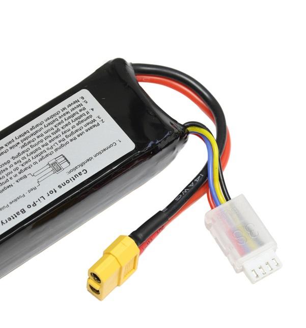 Lipo Balance Plug Saver 2S-6S