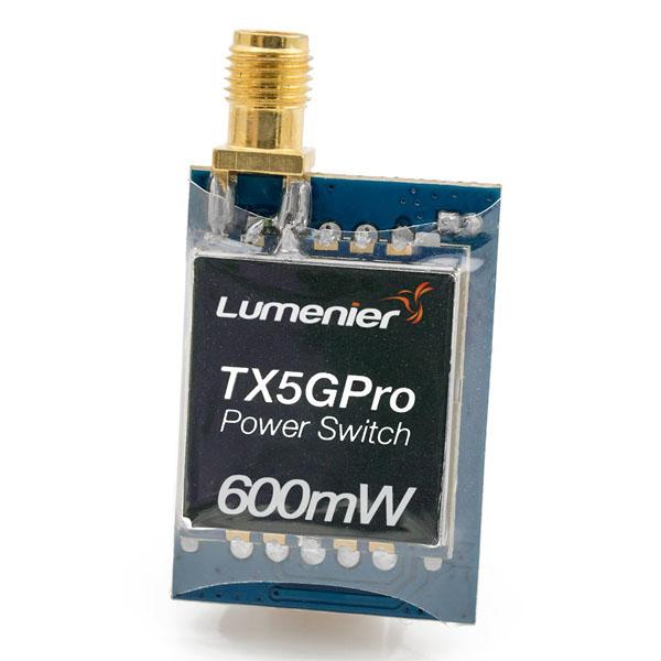 Lumenier TX5GPro Mini 600mW 5.8GHz RaceBand