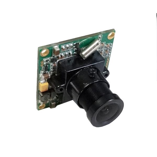 Caméra Sony 700TVL Super HAD CCD II + objectif 2.8mm + cordon OSD