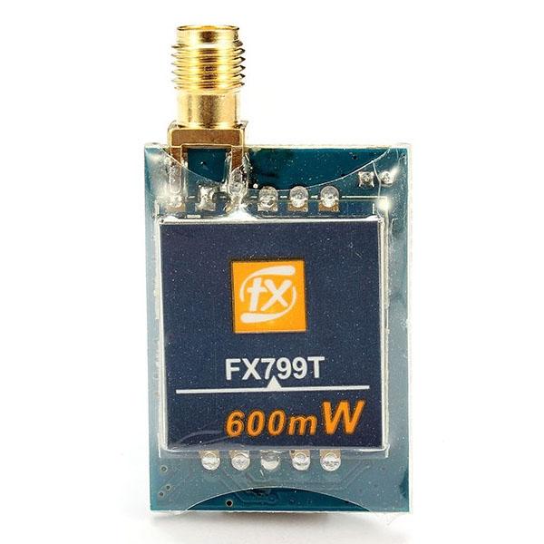 FX799T 5.8 GHz 40 CH 600mW RaceBand