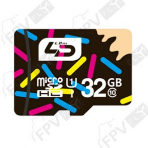 Carte MicroSD LD 32 Go classe 10