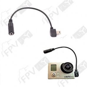 Câble micro pour caméra GOPRO HERO 3/3+/4