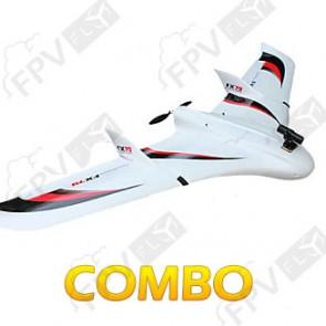 Combo ARF Grande Aile Volante