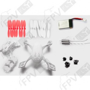Crash Pack Hubsan X4 FPV H107D