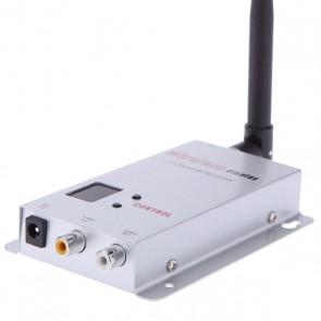 Récepteur vidéo Long Range 1.2/1.3Ghz 8 CH