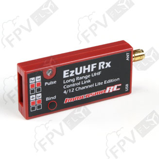 Récepteur EZUHF 433Mhz Lite 4/12 voies