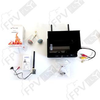 Pack FPV essentiel pour multirotor