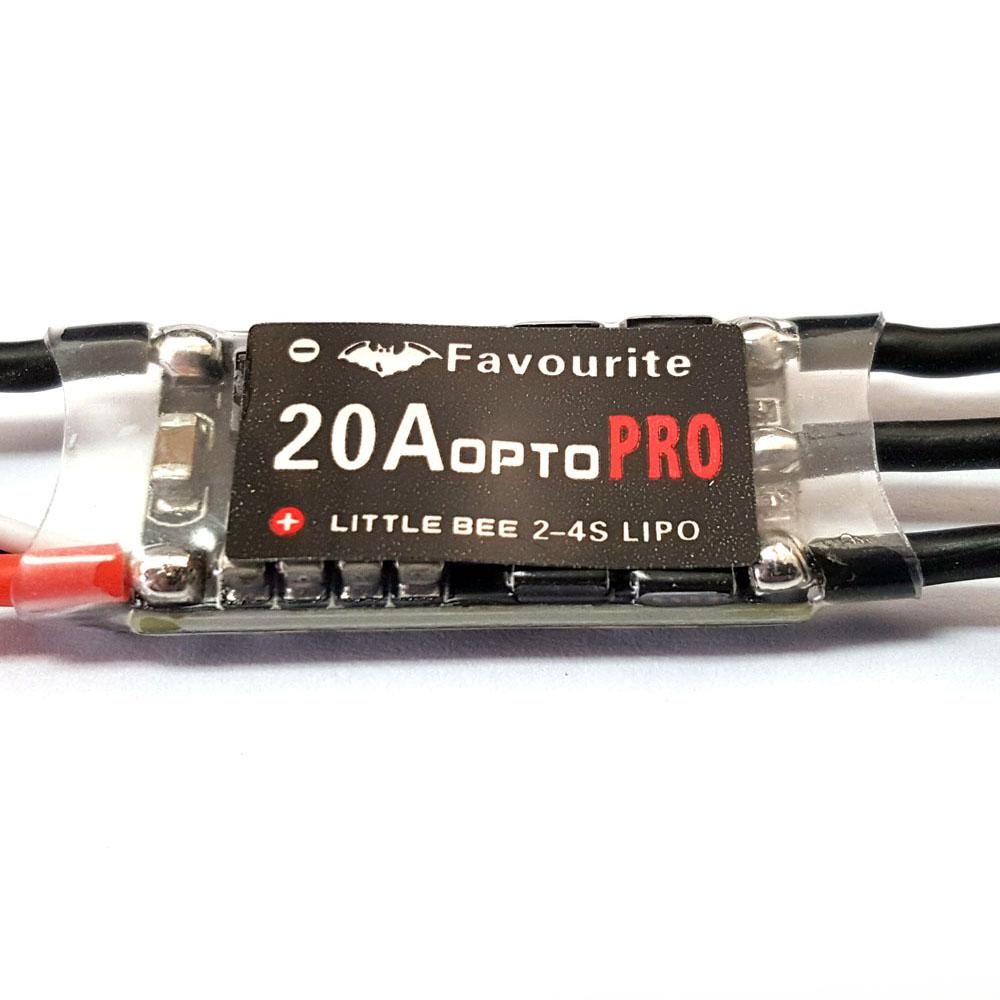 Favourite ESC LittleBee 20A 'PRO' BLHeli (Silabs Processor)