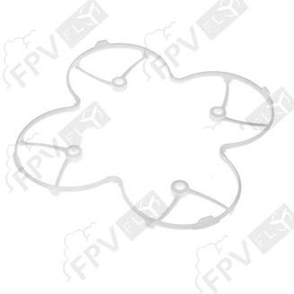 Protection d'hélices pour le Hubsan X4 FPV H107D