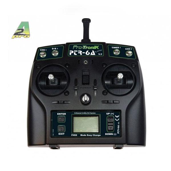 Radio PTR-6A Pro-Tronik V2
