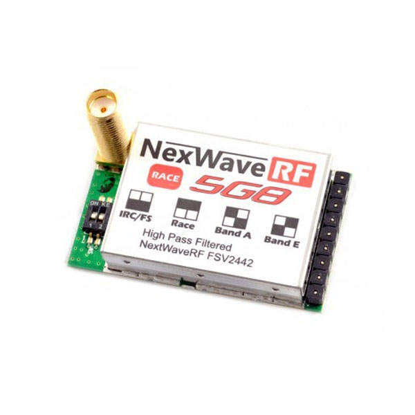Module NexWave Race Band 5.8Ghz FatShark
