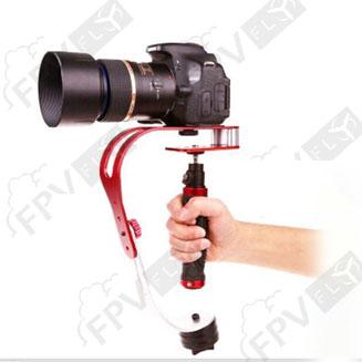 Mini stabilisateur de poing Steadycam pour caméra GOPRO et APN