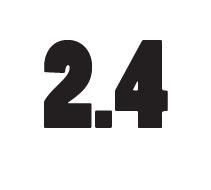 Antenne 2.4 Ghz