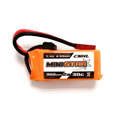 CNHL 350MAH 2S 30C (3 PACKS)
