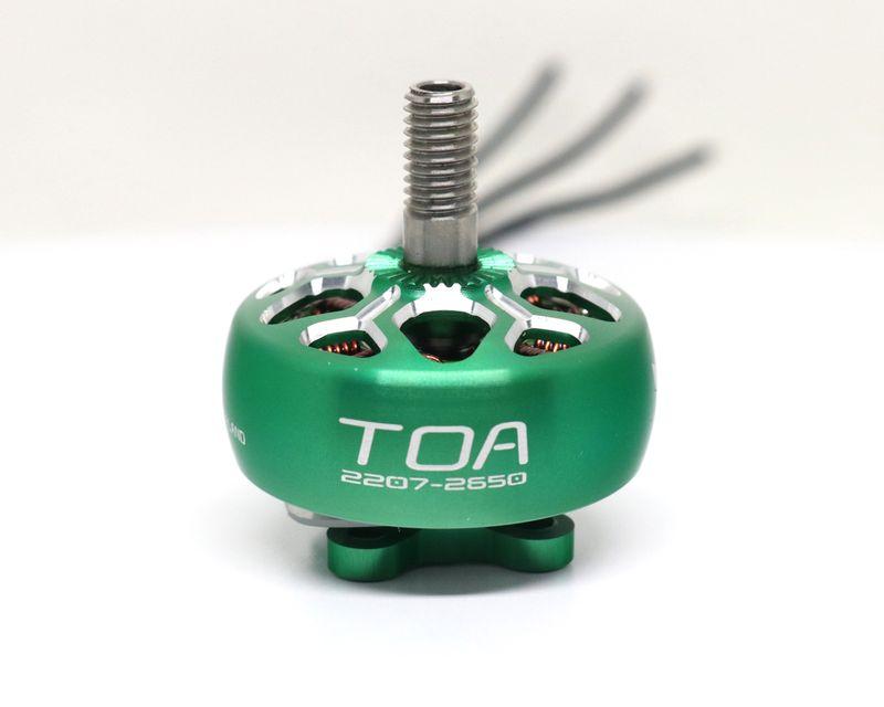 Karearea TOA 2207 - Green