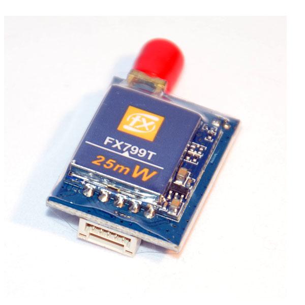 FX799T 5.8 GHz 40 CH 25mW RaceBand
