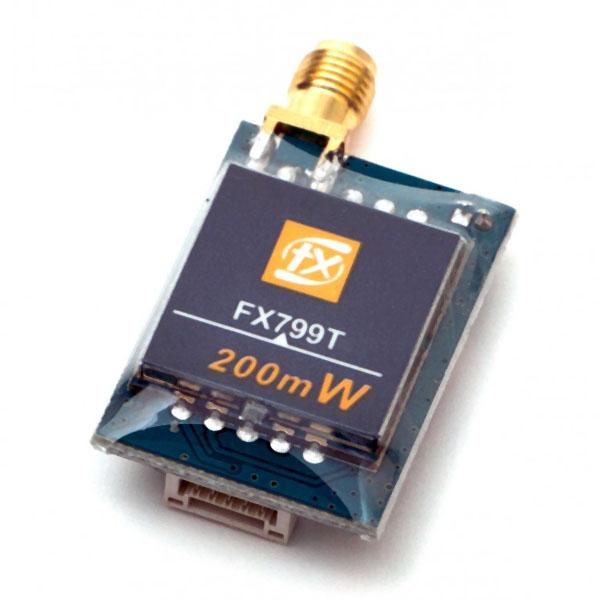 FX799T 5.8 GHz 40 CH 200mW RaceBand