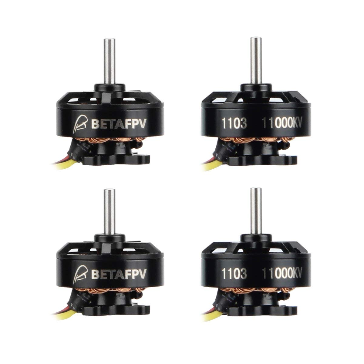 BETAFPV 4pcs 1103 11000KV Brushless Motor