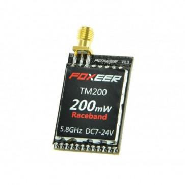 Emetteur Foxeer TM200 200mW 5.8G 40Ch RaceBand