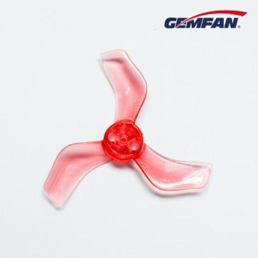 Gemfan 1635 tripales 40mm (1mm fit) - Rouge