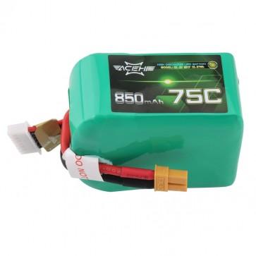 Acehe 6S 22.2v 75-150C 850mah - XT60