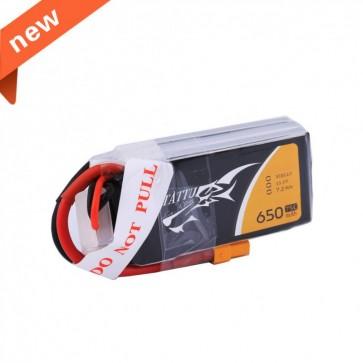 Batterie Lipo Tattu 650mAh 3S 75C 11.1V