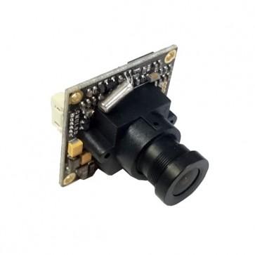 Sony Effio V - 650 TVL + objectif 2.8 mm + Cordon OSD
