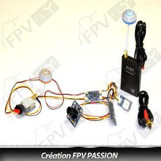 KIT FPV FLY pour débutant et intermédiaire
