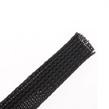 Gaine extensible noire 6mm