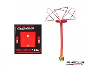 Furious FPV - Circular Antenna RHCP + PATCH 2.4 GHz - SMA