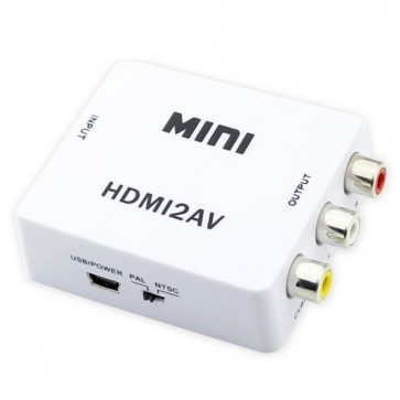 Mini convertisseur HDMI/COMPOSITE