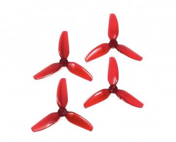 HQ T3X3x3 Polycarbonate Durable Prop (Rouge) (2x CW, 2x CCW)