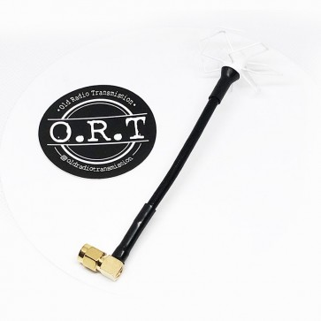 ORT Goggles Edition Antenna 5.8 GHz - Blanc