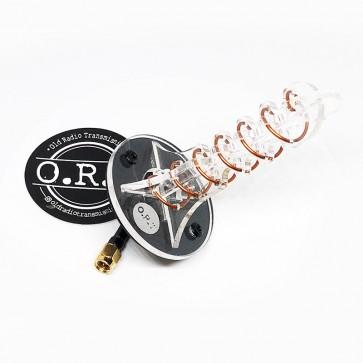 ORT Helical 6 turn 5.8 GHz 10dbi - Noir