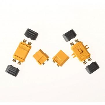 Set de connecteurs Amass easyfix XT60 mâle - femelle