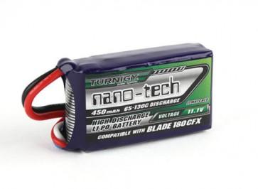 Turnigy nano-tech 450mAh 3S 65C Lipo
