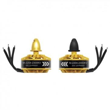 Scorpion MII-2204-2300kv - 2pcs
