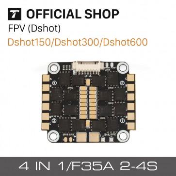T-Motor 4IN1 ESC 35A 2-4S Dshot150/300/600
