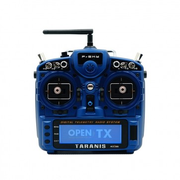 2019 FrSky Taranis X9D Plus SE ACCESS - Night Blue (EU)