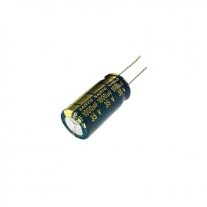 Condensateur low ESR 1000UF 35V