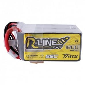 Batterie Lipo Tattu R-Line 1800mAh 95C 5S