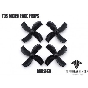 TBS Micro Race Props (Noir) (0.75MM HUB)