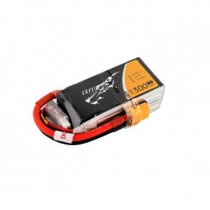 Batterie Lipo Tattu 1300mAh 14.8V 75C 4S