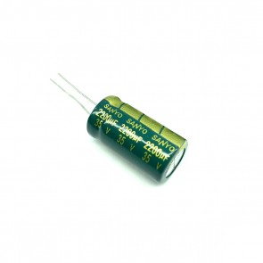 Condensateur low ESR 2200UF 35V