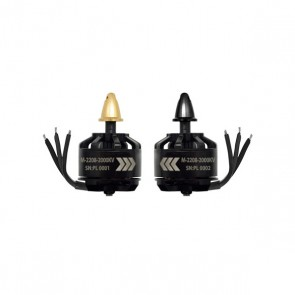 Scorpion MII-2208-2000kv - 2pcs (Stealth Edition)