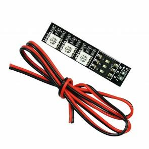 LED RGB 5050 7 couleurs 12V avec DIP Switch