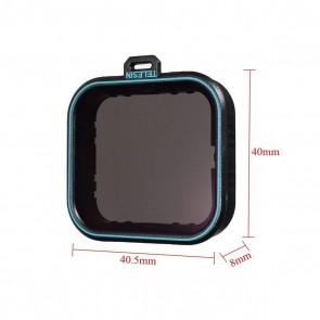 Telesin Gopro 5,6,7 Black ND filter ND4,8,16 set