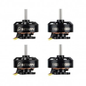 BETAFPV 4pcs 1103 11000KV Brushless Motor